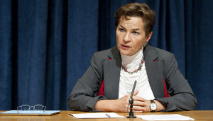 Press Conference: Mrs. Christiana Figueres, Executive Director of United Nations Framework Convention on Climate Change