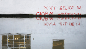 banksy_i_dont_believe_in_global_warming Feb 17 Linkedin